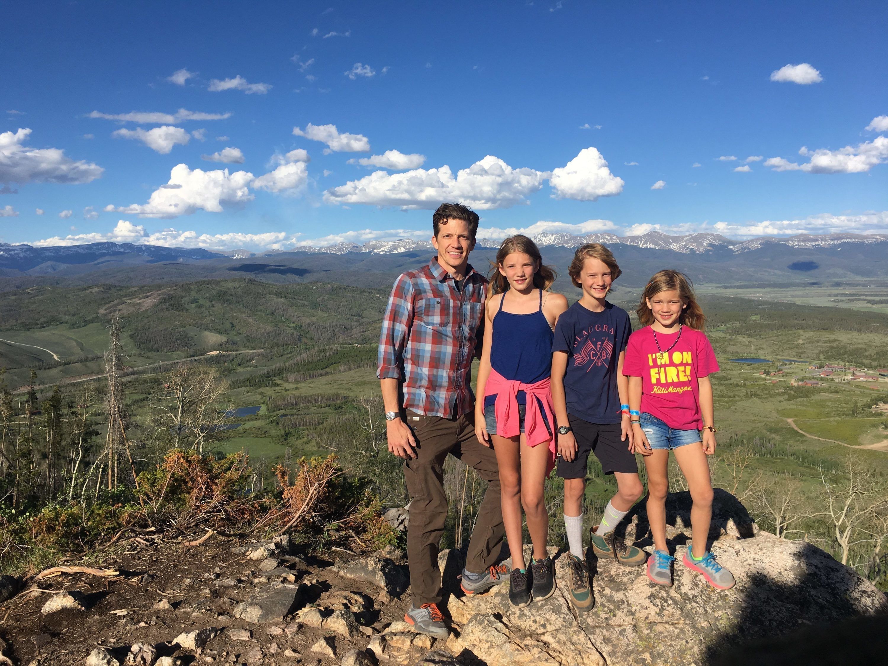 2017 Flory family road trip out west